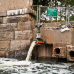 Sewage Harms the Conditions in Various Environments