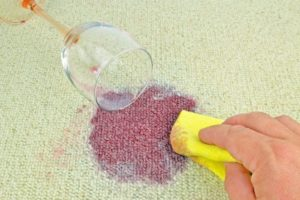 How to Clean Up Watercolor Spills on Your Carpet