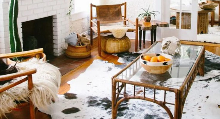 The Nature Inspired Versatile Rug