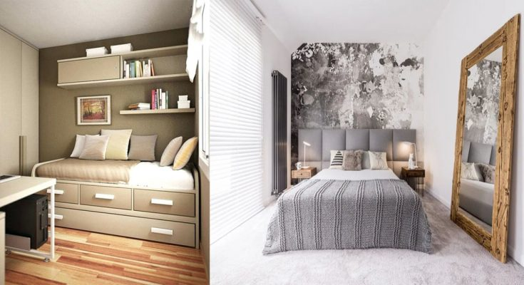Space-Saving Ideas For Small Bedrooms
