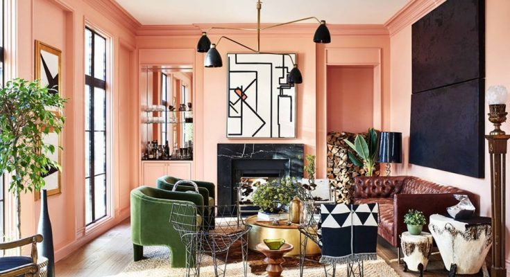 Brighten Your Life With These Living Room Color Ideas