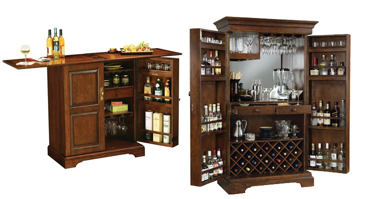 How you can Pick the proper Liquor Cabinet for your Household